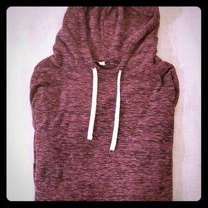 Express One Eleven Hooded Sweatshirt